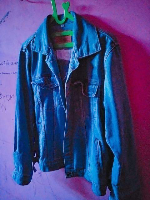 [Unofficial] Jacket Denim V BTS