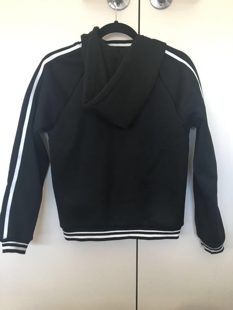 Valley girl warm jacket