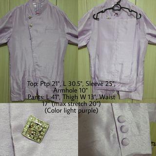Men Baju  Kurung by SY Boutique