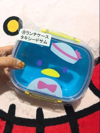 🚚 日本三麗鷗雙子星便當盒