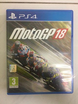 MotoGP 18 PS4 games
