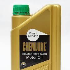 CHEMLUBE 100% Synthetic 10W-40 Engine Oil