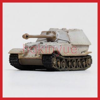 TAKARA WORLD TANK MUSEUM 01 散款#16 象式雪地塗裝 WTM 坦克