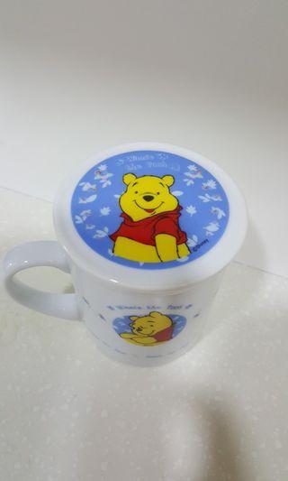 Winnie The Pooh陶瓷杯,水杯