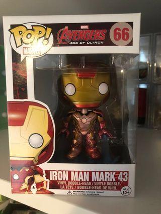 Funko Pop Iron Man bobble head