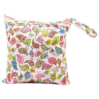 【YYB 43】L Size (30*28cm) Wetbag / Baby Diaper Wet Bag / Childcare Bag / Travel Bag