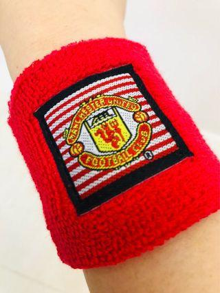 Wrist Band - Manchester United Football Club (20years)