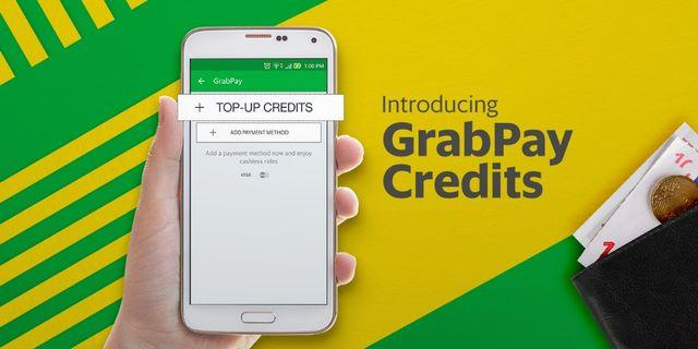 🚚 Buying Grabpay credits