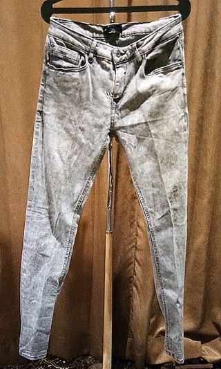 🔴 Original Bershka Skinny Jeans not Zara Stussy #mauvivo