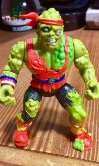 Vintage 1991 Toxic Crusaders Troma PLAYMATES Loose