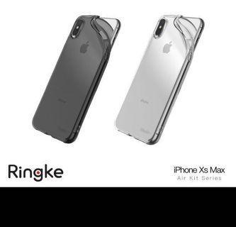 Ringke Air Kit series (Smoke grey only) iPhone xsmax