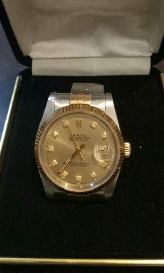 RL 高級自動機械手錶
