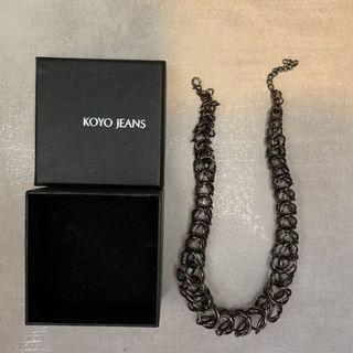 Koyo Jeans 頸飾 連盒
