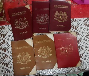 Pasport lama