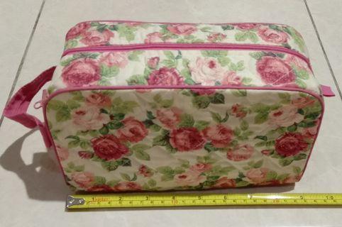 Naraya bag, vintage pink rose