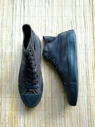 Converse mono black size 43
