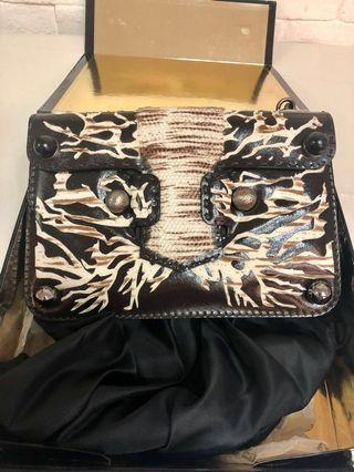 Fendi Horsehair Handbag Special Edition