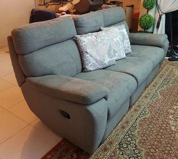 🚚 3 Seater Recliner Sofa