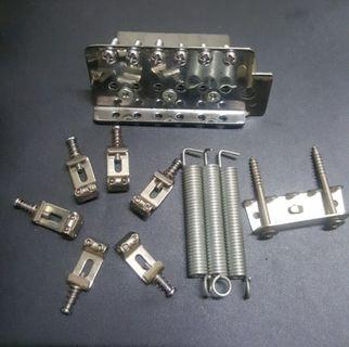 012-7870846-FENDER TREMOLO BRIDGE SET
