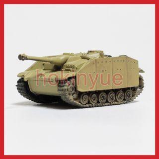 TAKARA WORLD TANK MUSEUM 02 散款#27 三號突擊炮G後期型 坦克 沙漠塗裝 WTM