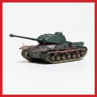 TAKARA WORLD TANK MUSEUM 02 散款#28 JS-2M WTM 坦克
