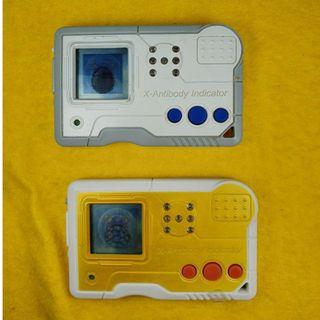 Digimon Pendulum X 3.0 and 2.0 spare part