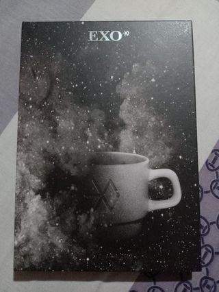 Unsealed Album EXO