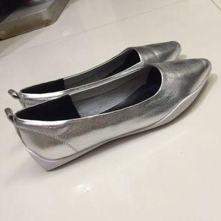 舒適內層高平底鞋