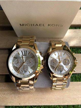 Michael Kors Watch Couple