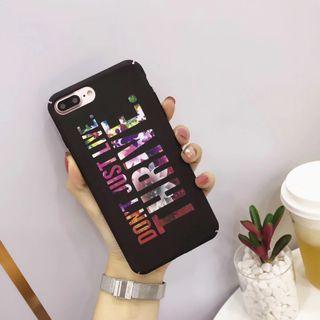 iPhone Case Glow in the dark