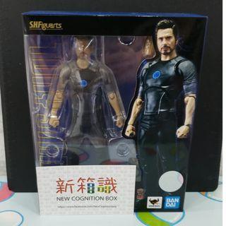 行 SHF Tony Stark Ironman 鐵甲奇俠 SHFiguarts 復仇者聯盟 Avengers