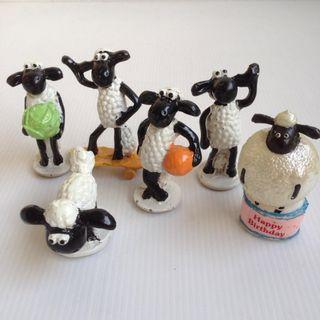 Shaun the sheep dkk
