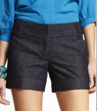 Banana Republic Casual Denim Shorts