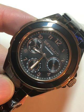 意大利時裝品牌 Morellato 陶瓷石英手錶 r0153116502