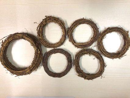 5細1中 藤圈環 10cm & 15cm