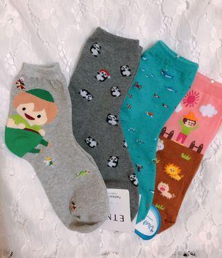 🚚 造型襪子