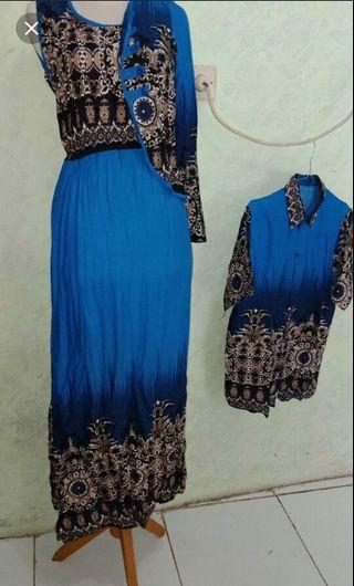 Dress Batik (couple)