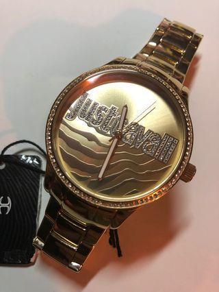 意大利時裝品牌 Just Cavalli 女士女裝石英手錶 r7253127508