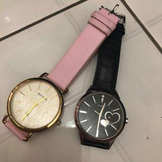 Casio & Mitina Lady's Watch