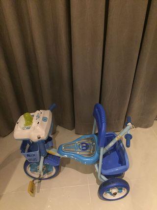 幼兒腳踏車
