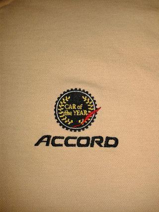 Tshirt HONDA ACCORD Rare