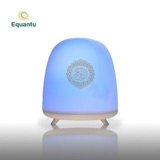 Multi Color Touch Lamp with Full Al-Quran mp3 Speaker