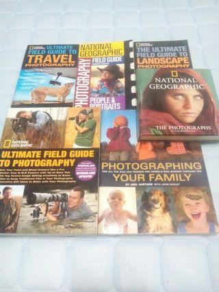 Photography Guide Book by National Geographic