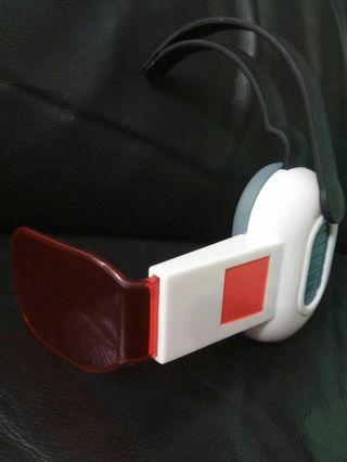 龍珠 食玩 戰鬥力 探測器 偵測器 可帶頭
