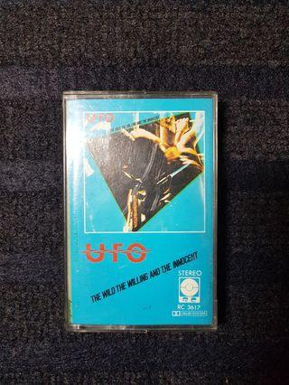 UFO : The Wild The Willing And The Innocent - Cassette