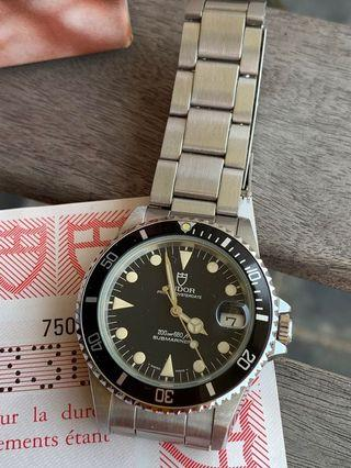Tudor Submariner, 75090, new old stock,36mm,make price Offer in pm. Thanks