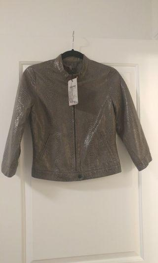 Grey Jacket - Brand New with Tags - Size: Small