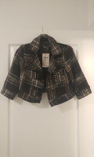 Jacket/ Blazer - Brand New with Tags - Size: Small