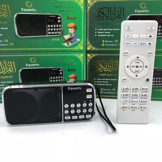 Al-Quran Mini mp3 Player with Radio Function