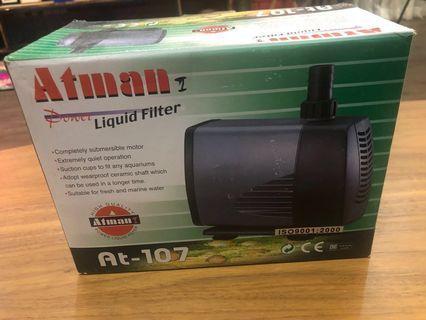 Atman Aquarium & Pond Water Pump